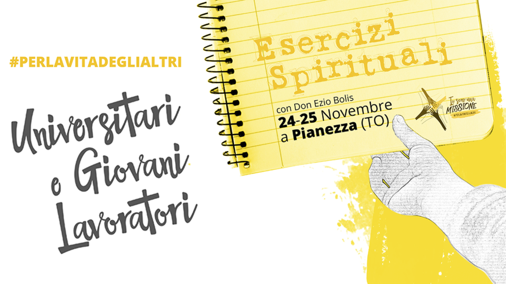 Calendario Esercizi Spirituali 2020.Esercizi Spirituali 2018 2019 Universitari E Giovani